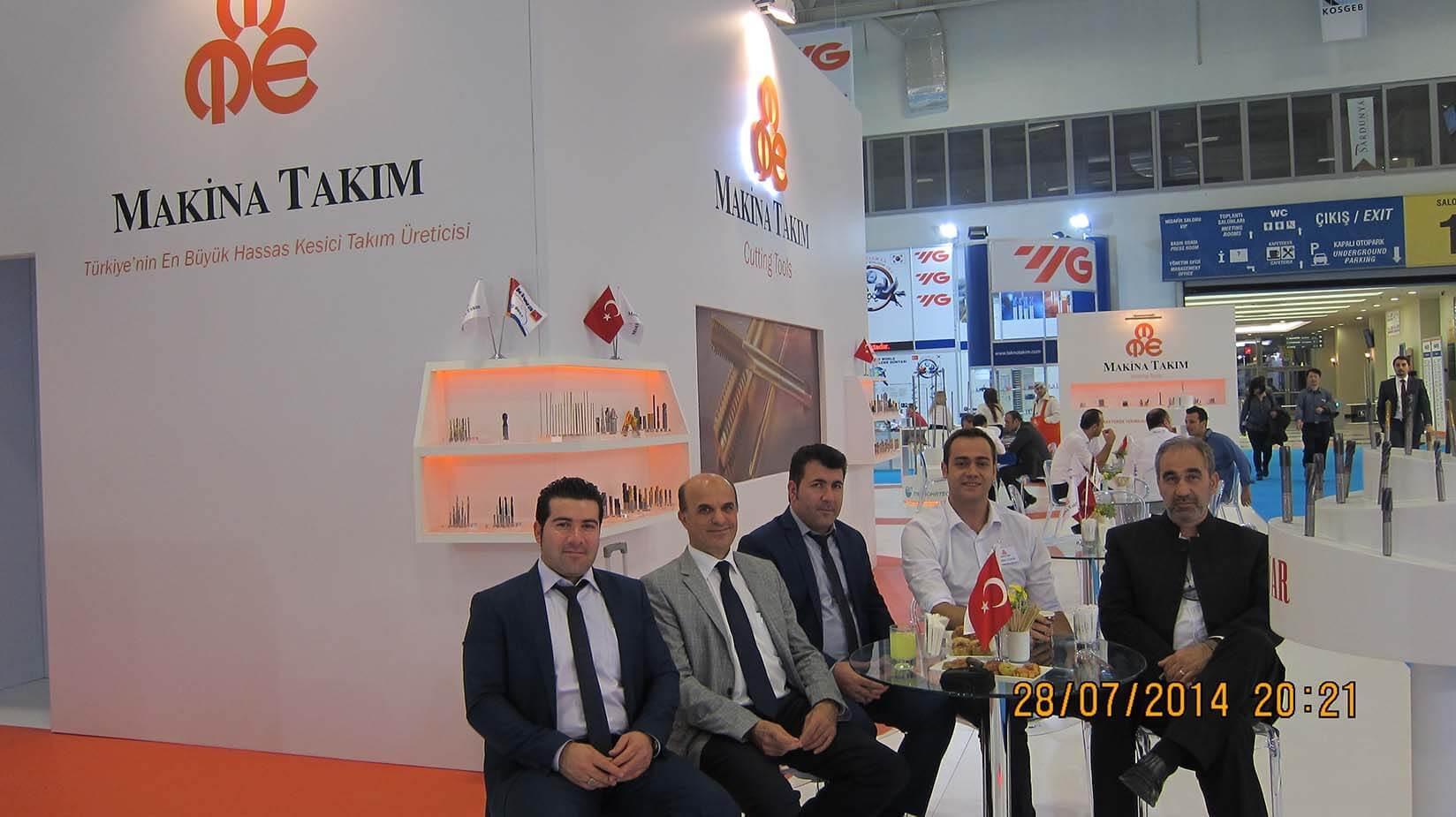 نمایشگاه ترکیه پراگ
